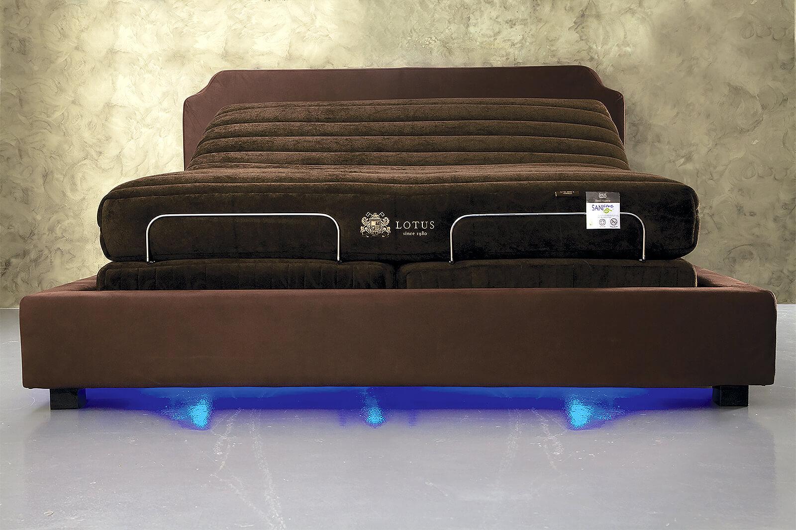 เตียงปรับระดับไฟฟ้า - Lotus Slimflex II