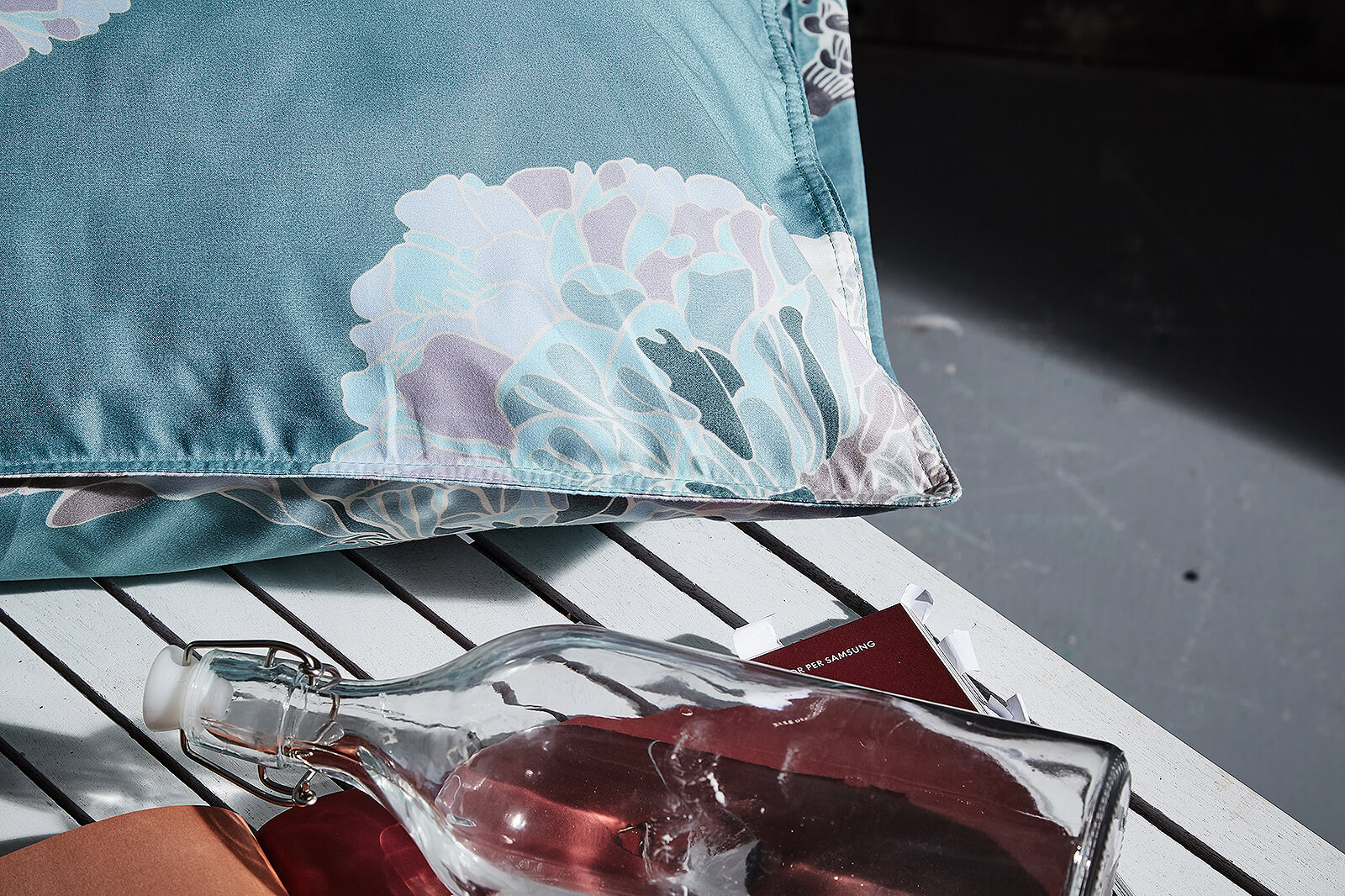 Dunlopillo รุ่น Print ชุดผ้าปูที่นอน DL-26