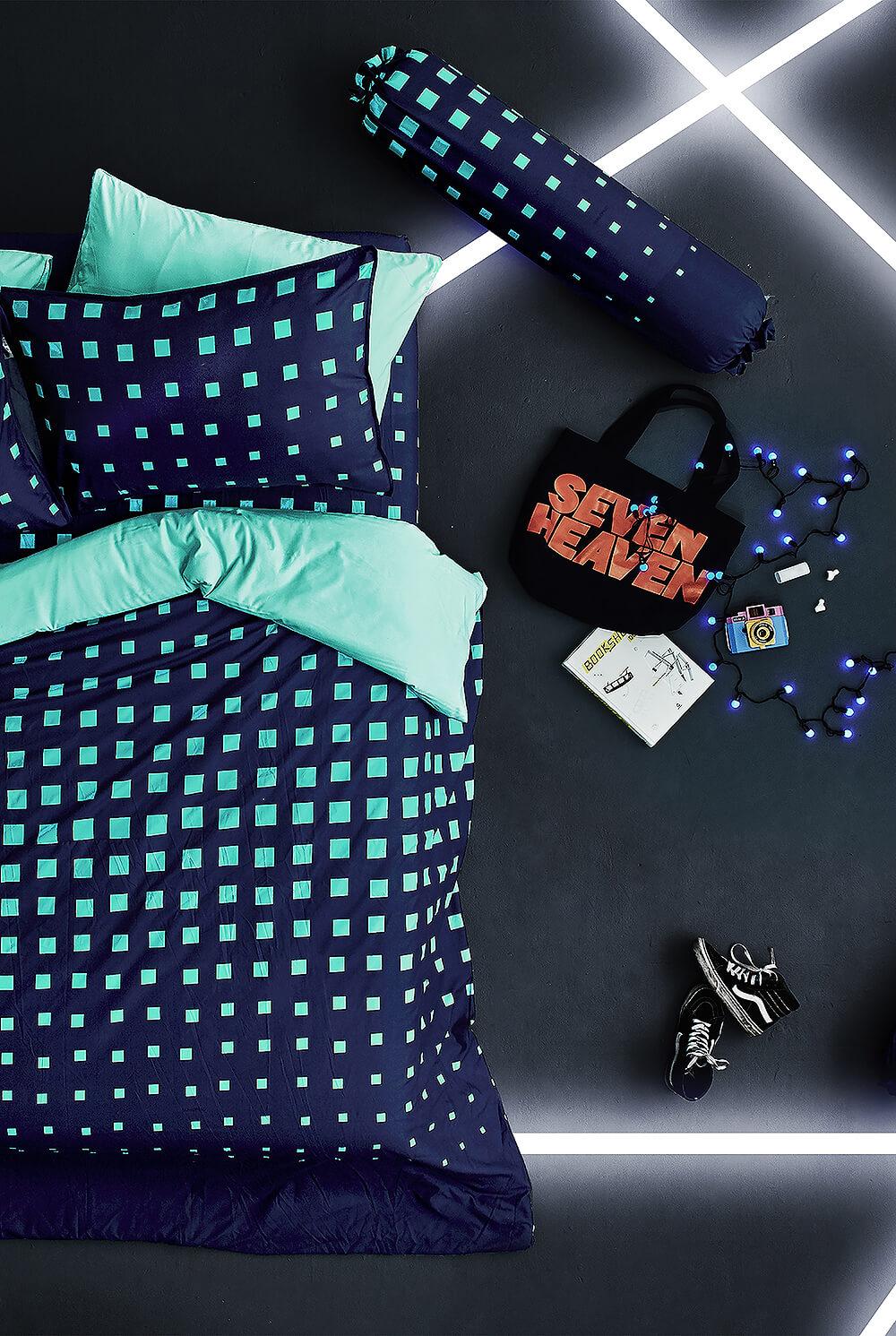 Dunlopillo รุ่น Stella ชุดผ้าปูที่นอน DL-MY MINT-S