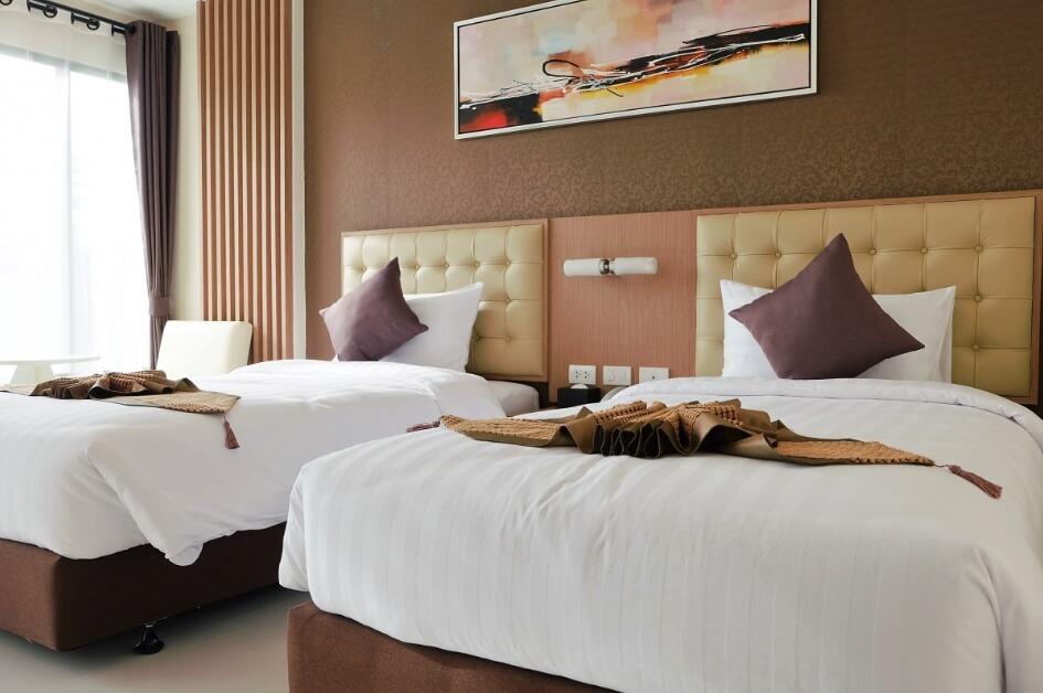 ปวดหัวทุกครั้งเวลาจะจองโรงแรม เตียงคู่กับเดียงเดี่ยว มันคือแบบไหนกันแน่