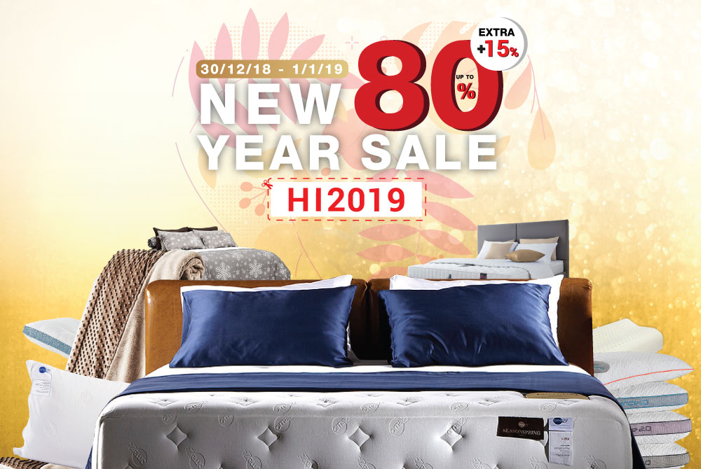 Mattress City - New Year Sale 2019
