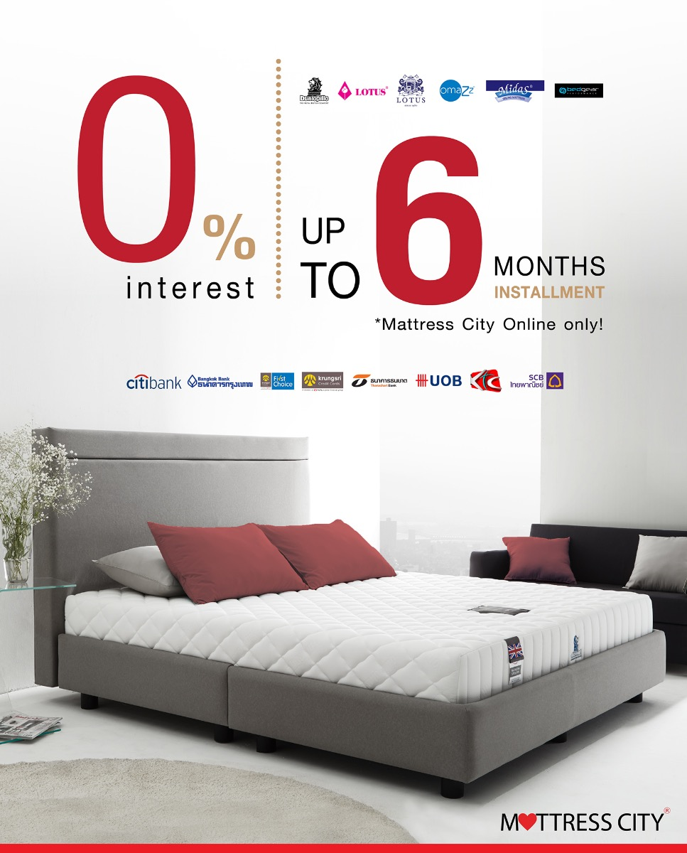 0% Interest With Monthly Installment Payment Plan