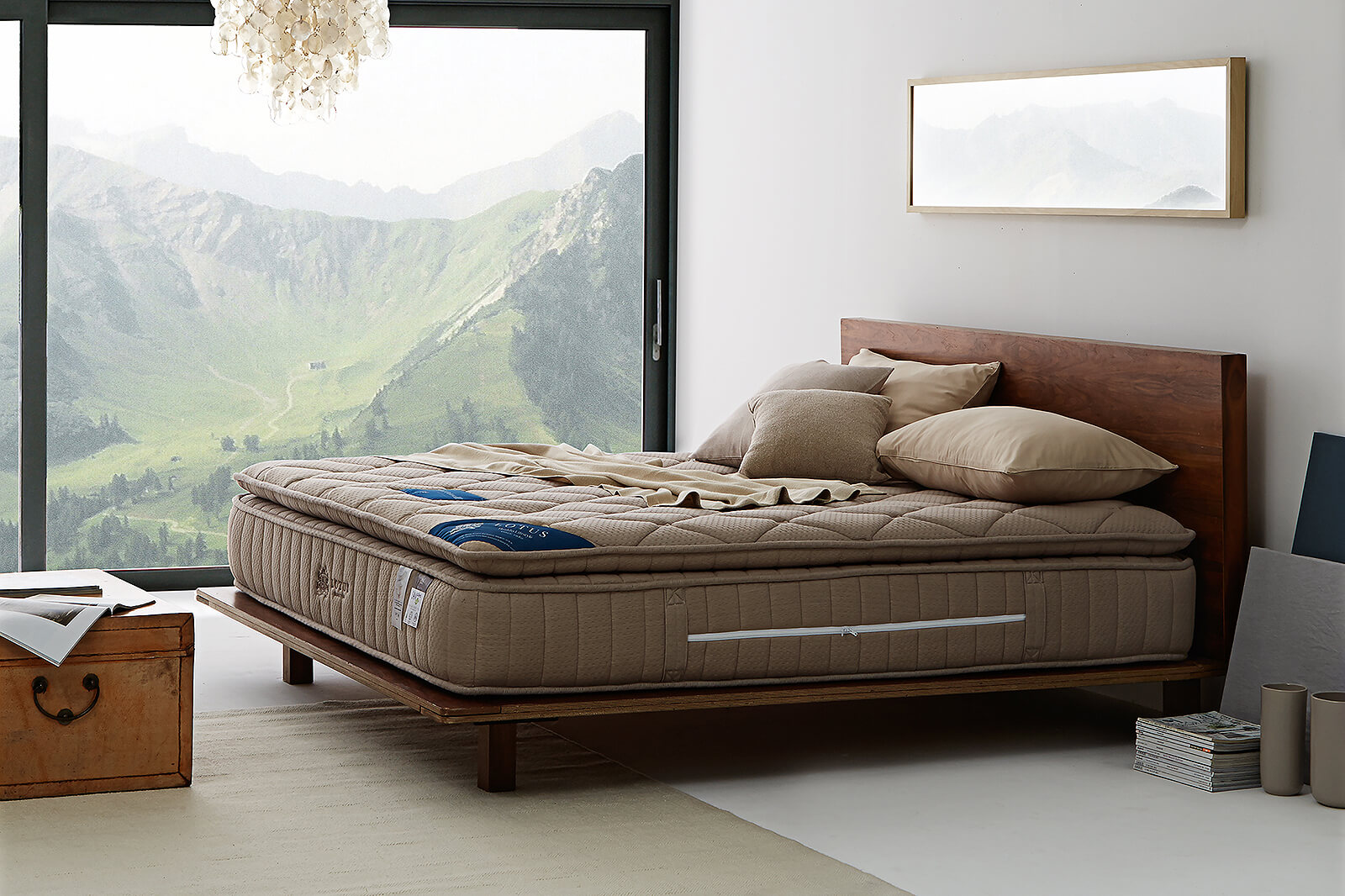 Lotus Mattress Marshall Deluxe III