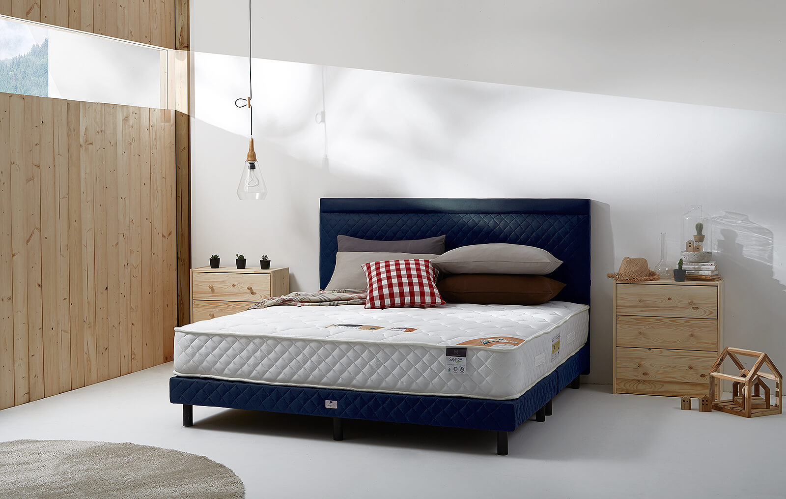 Lotus Mattress Millenium