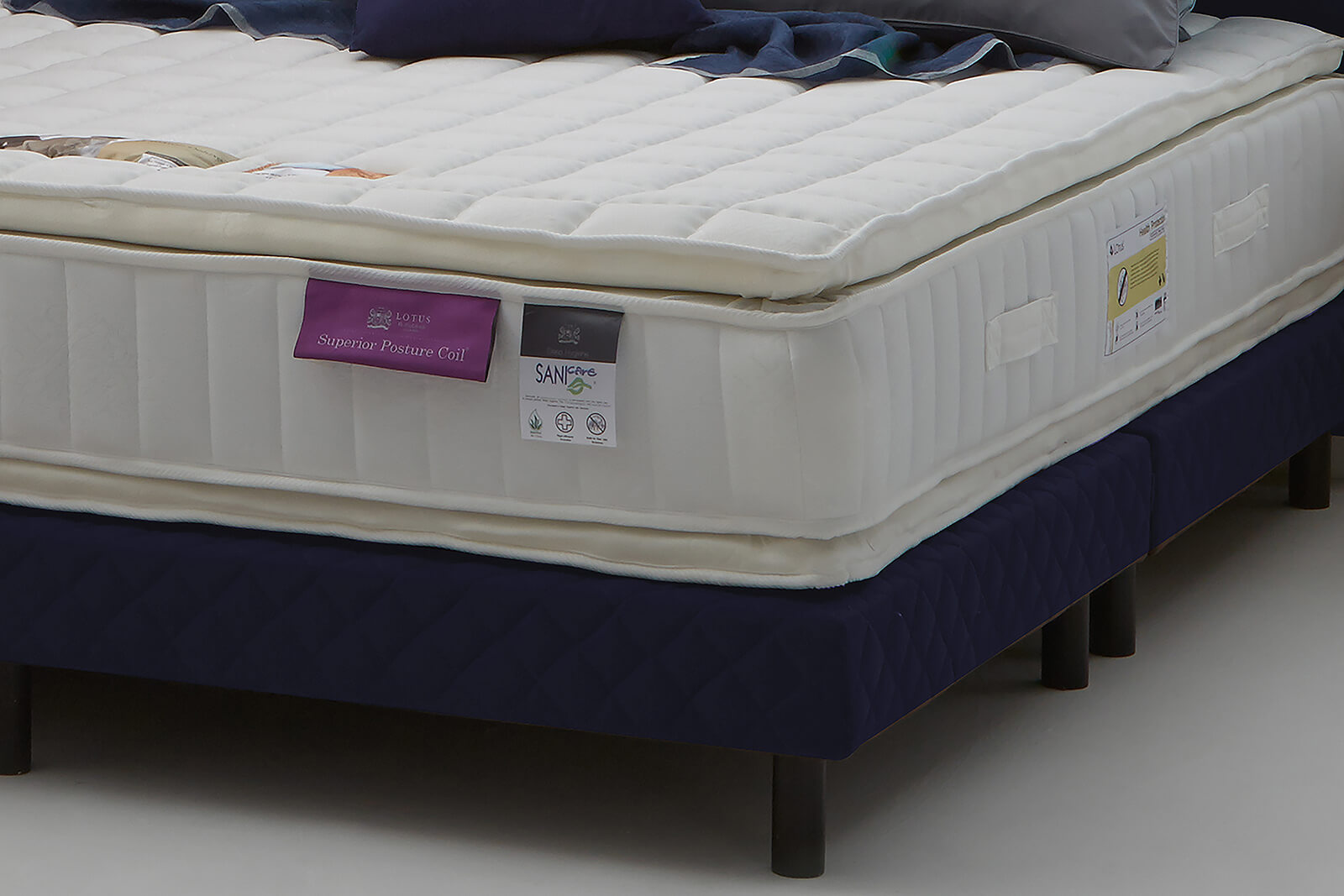 Lotus Mattress O-Season Deluxe II