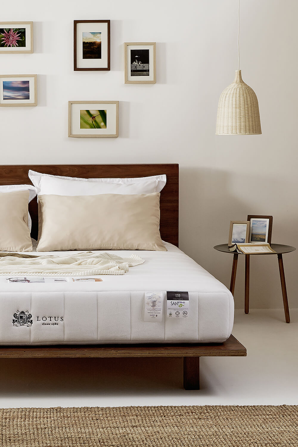 Lotus Mattress O-Season Plus