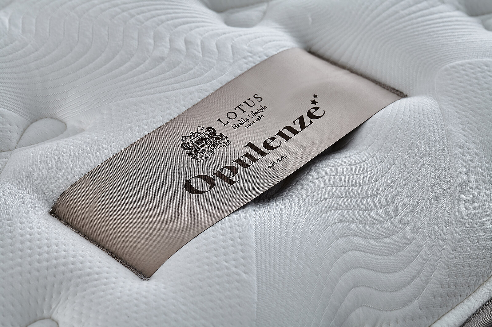 Lotus Mattress Privacy Tech - Opulenze