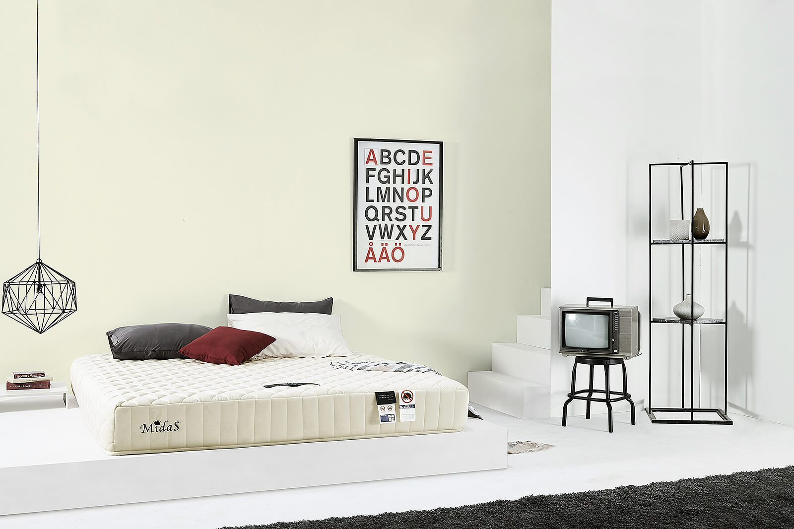 ที่นอน Midas รุ่น Mi-World 4900