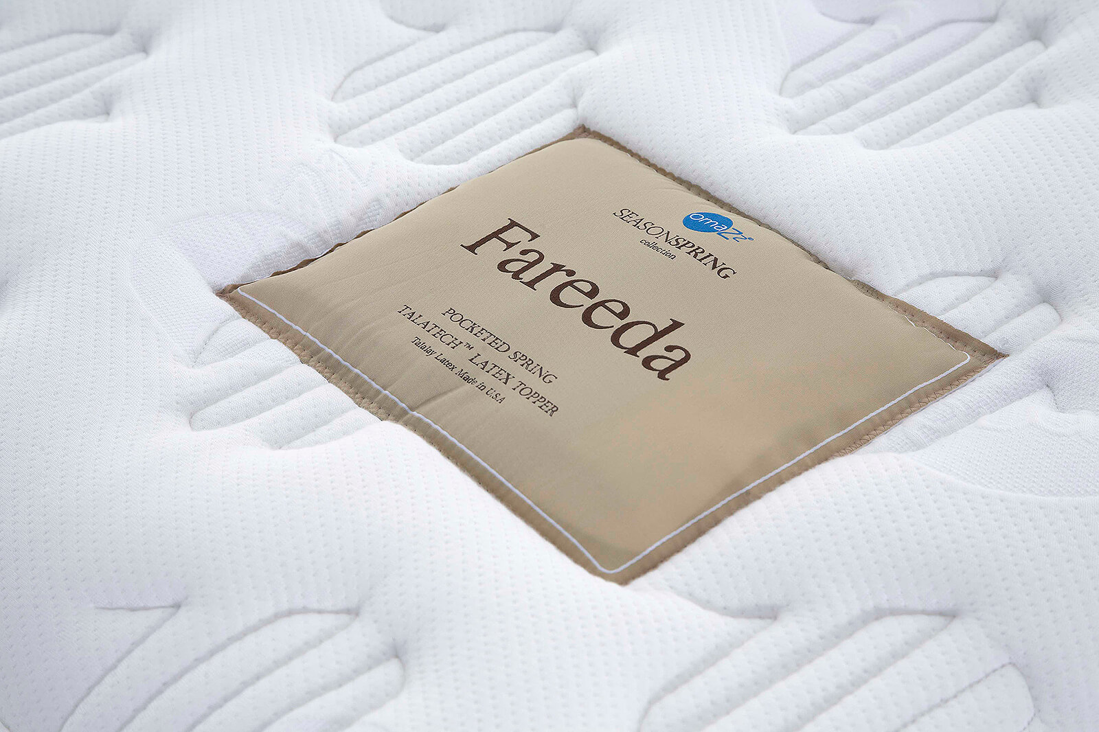 ที่นอน Omazz รุ่น Fareeda
