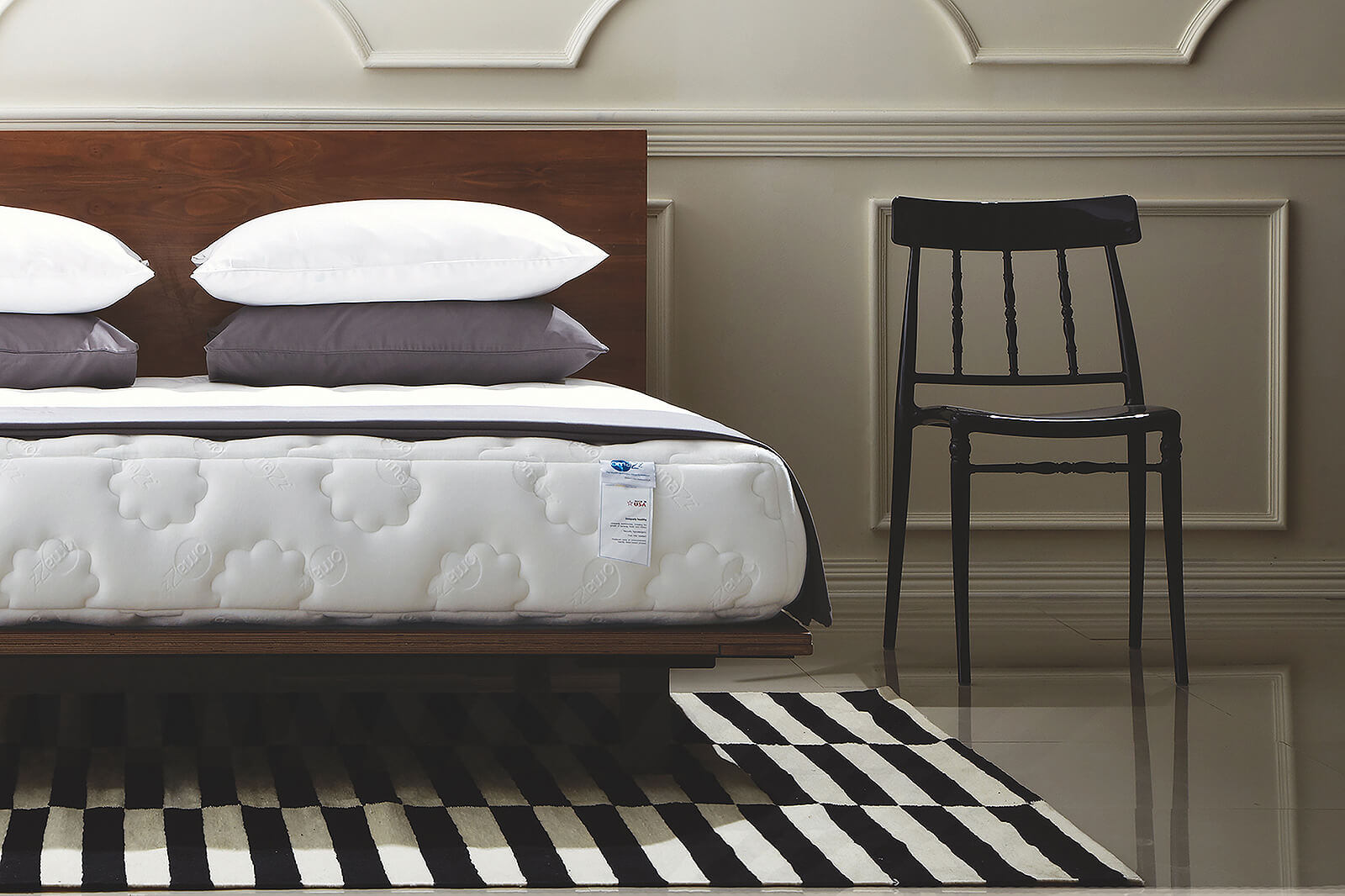 Omazz Mattress Fe Rossi