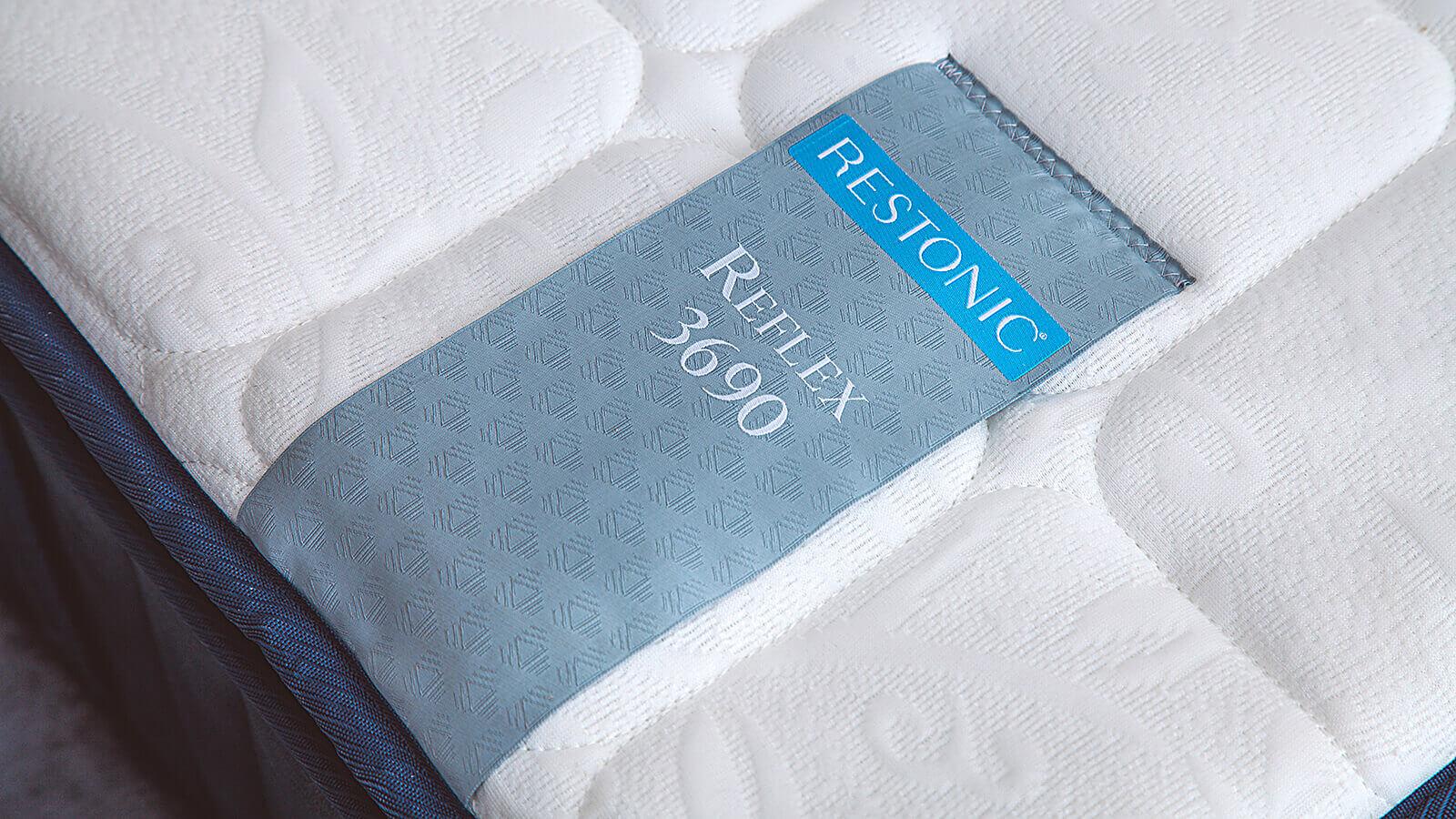 ที่นอน Restonic รุ่น Reflex 3690