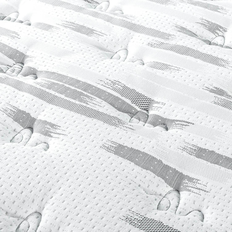 ที่นอนพ๊อกเก๊ตสปริง Zinus รุ่น JARVIS