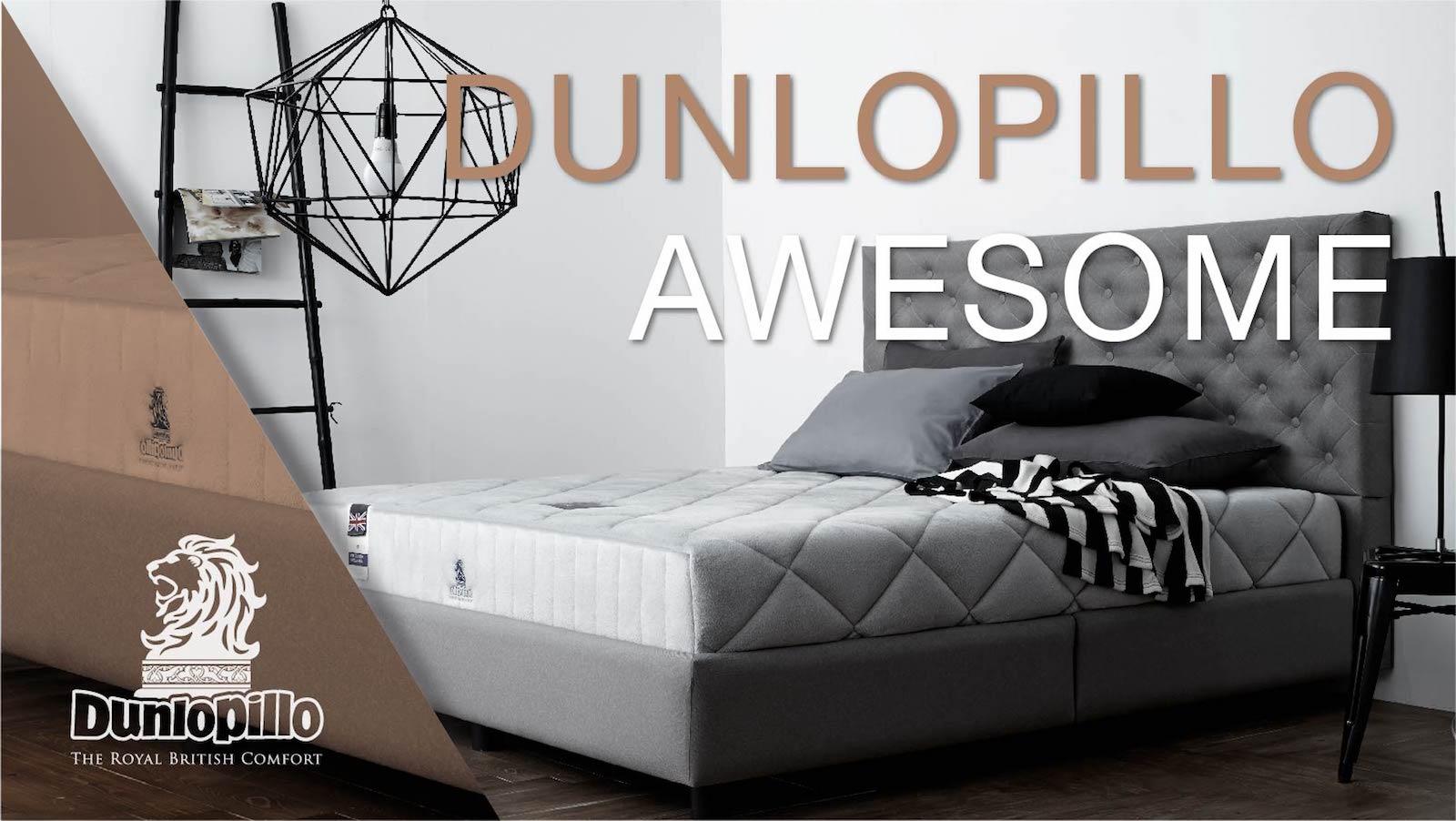ที่นอน Dunlopillo รุ่น Awesome