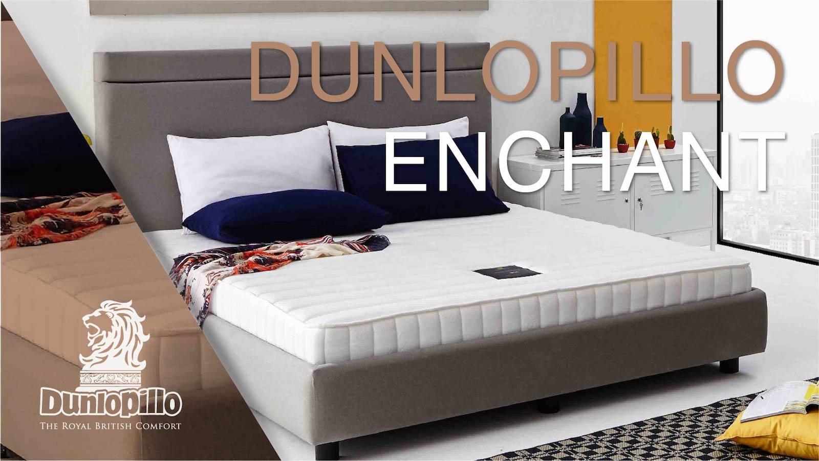 ที่นอน Dunlopillo รุ่น Enchant