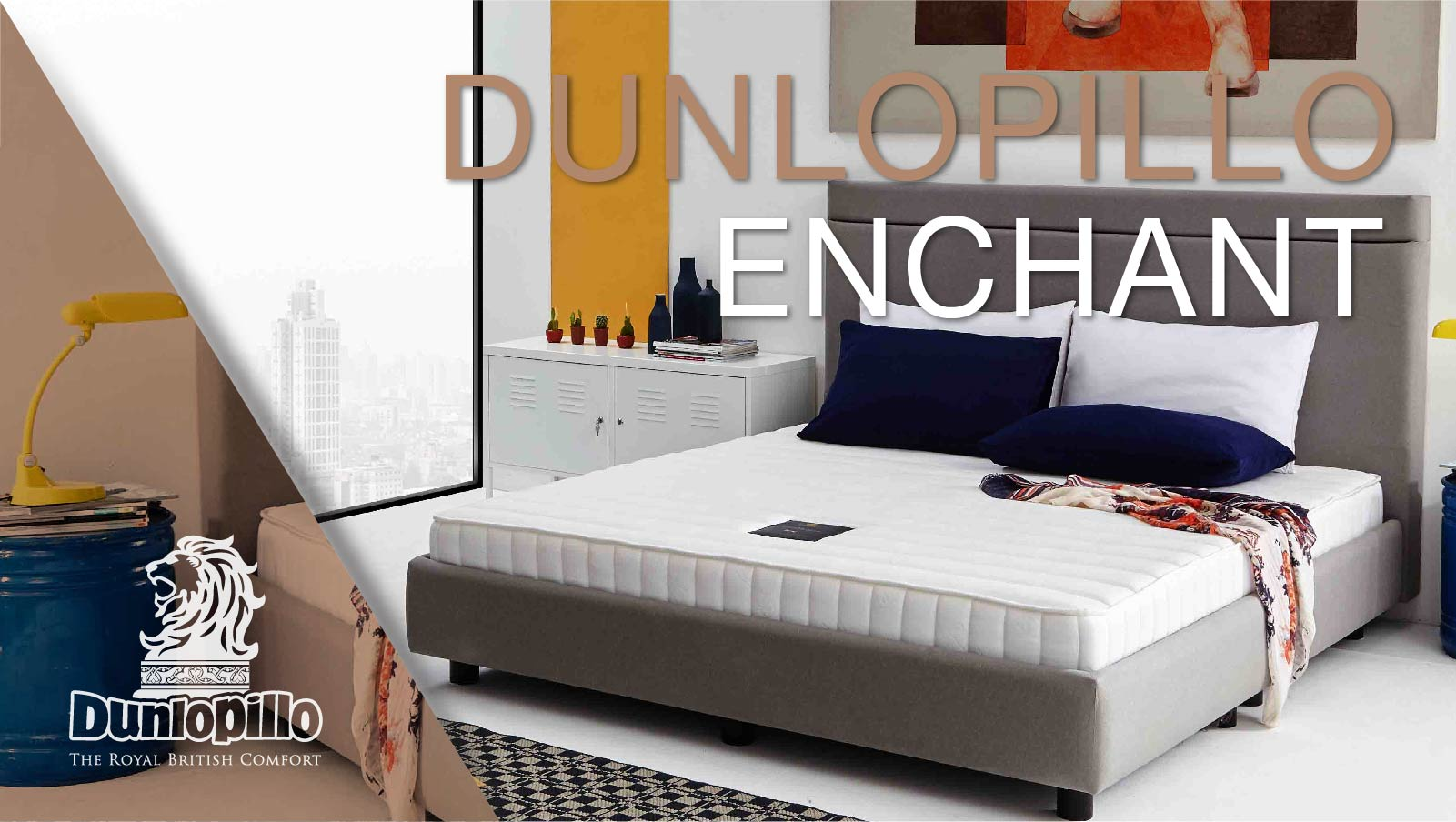 Dunlopillo Mattress - Enchant