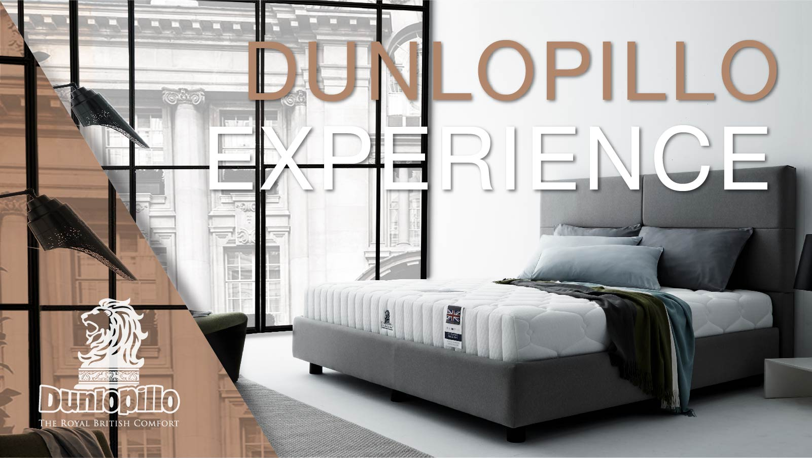 Dunlopillo Mattress - Experience