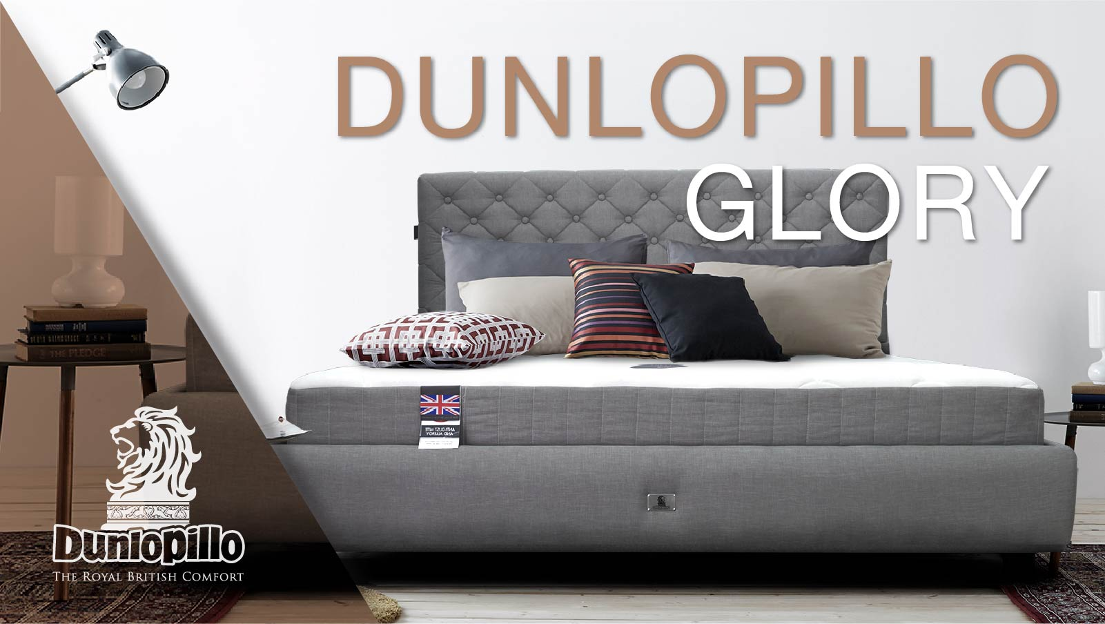 Dunlopillo Mattress - Glory