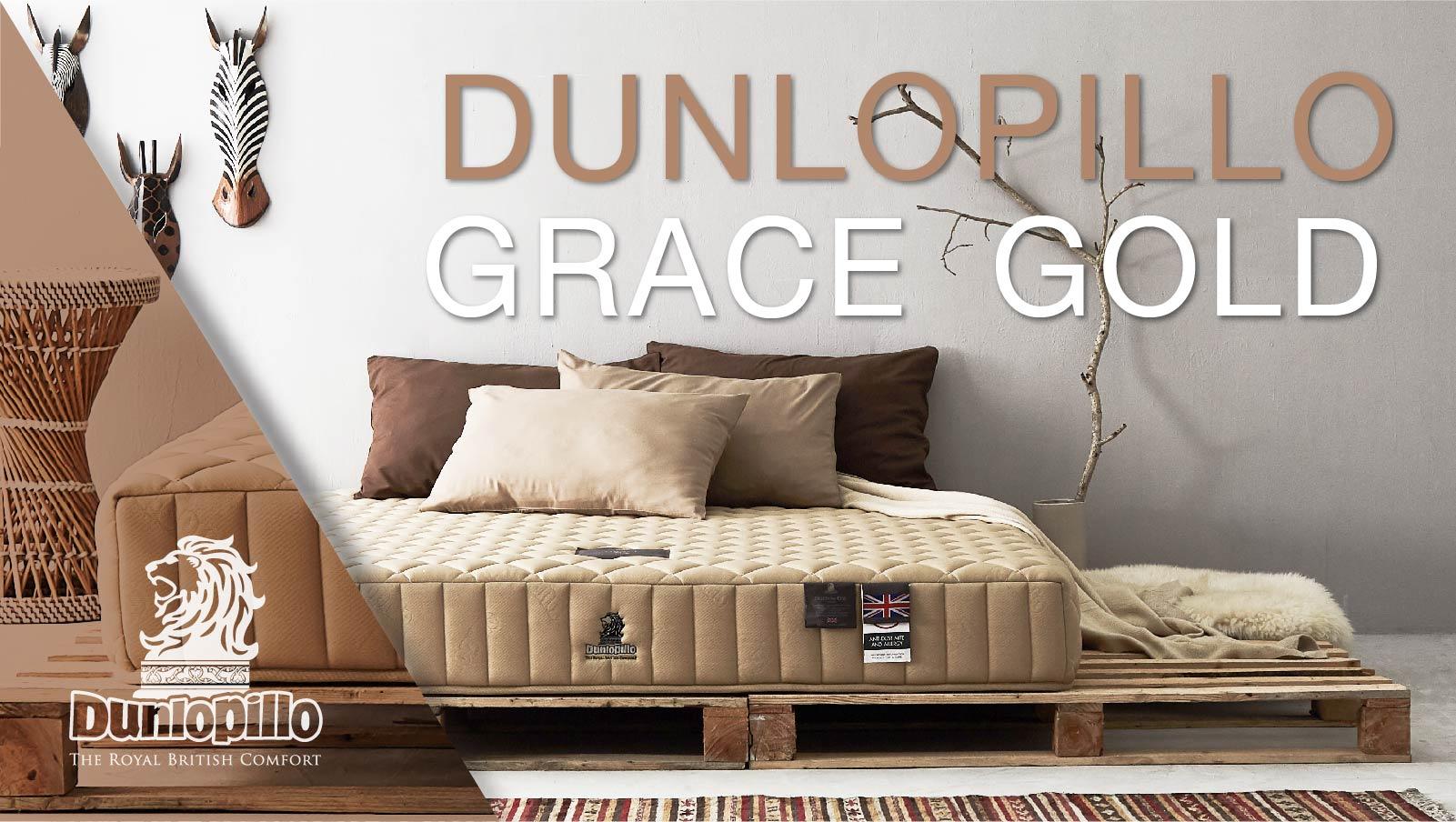 Dunlopillo Mattress- Grace Gold