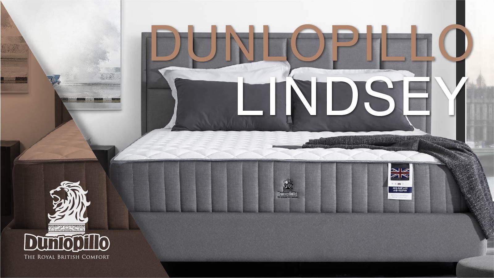 ที่นอน Dunlopillo รุ่น Lindsey