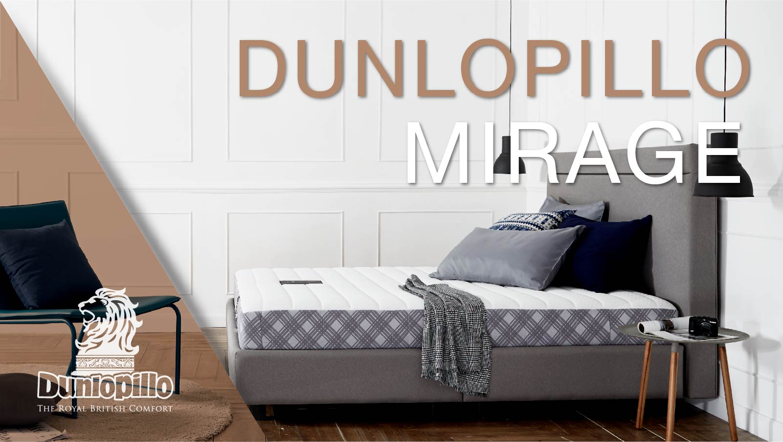 Dunlopillo Mattress - Mirage