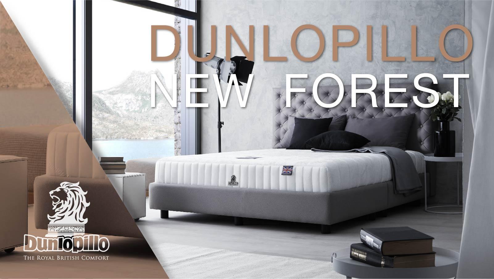 Dunlopillo Mattress - New Forest