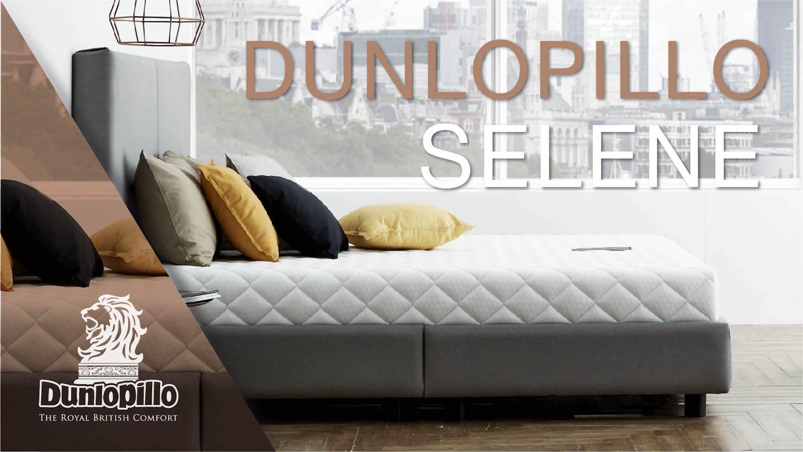 ที่นอน Dunlopillo รุ่น Selene