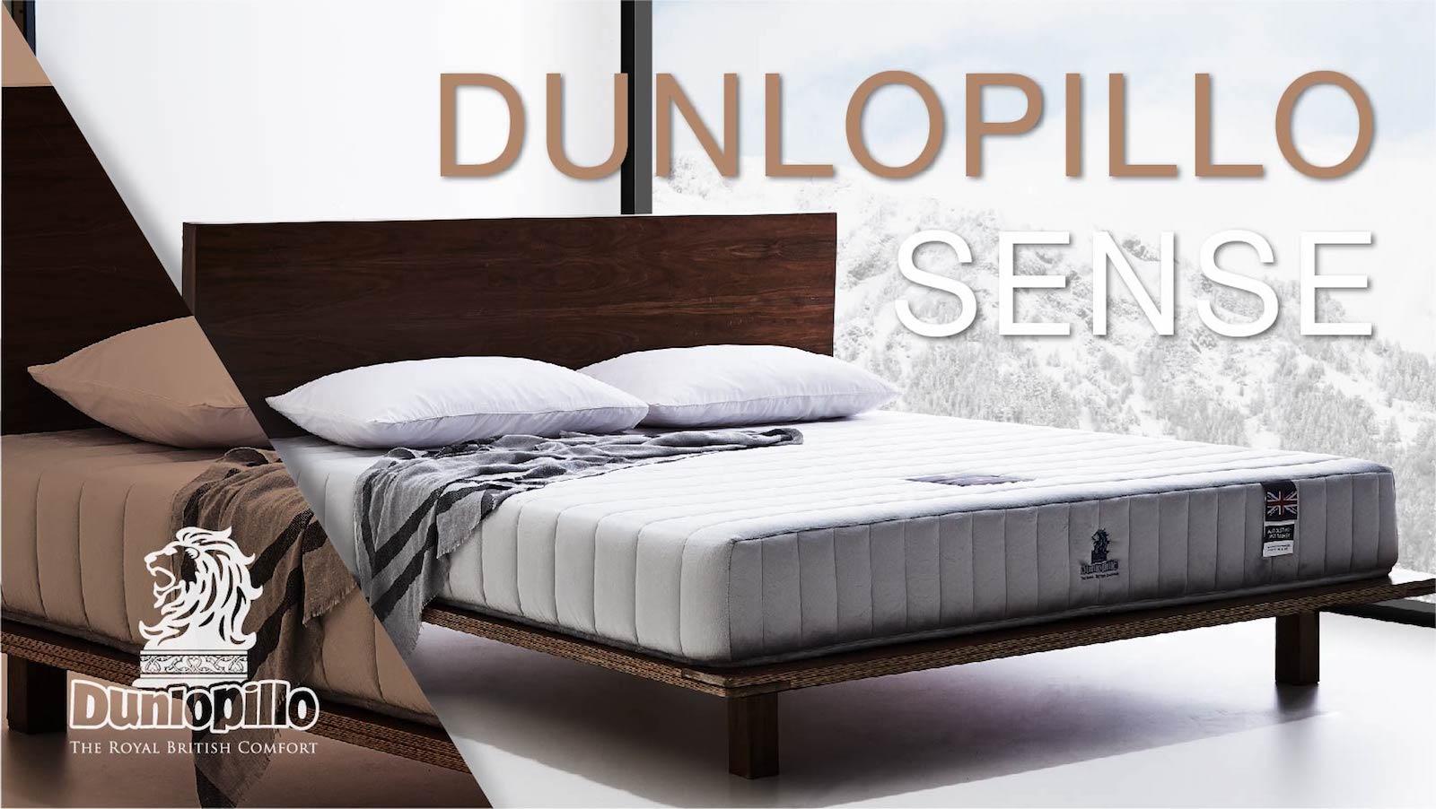 ที่นอน Dunlopillo รุ่น Sense