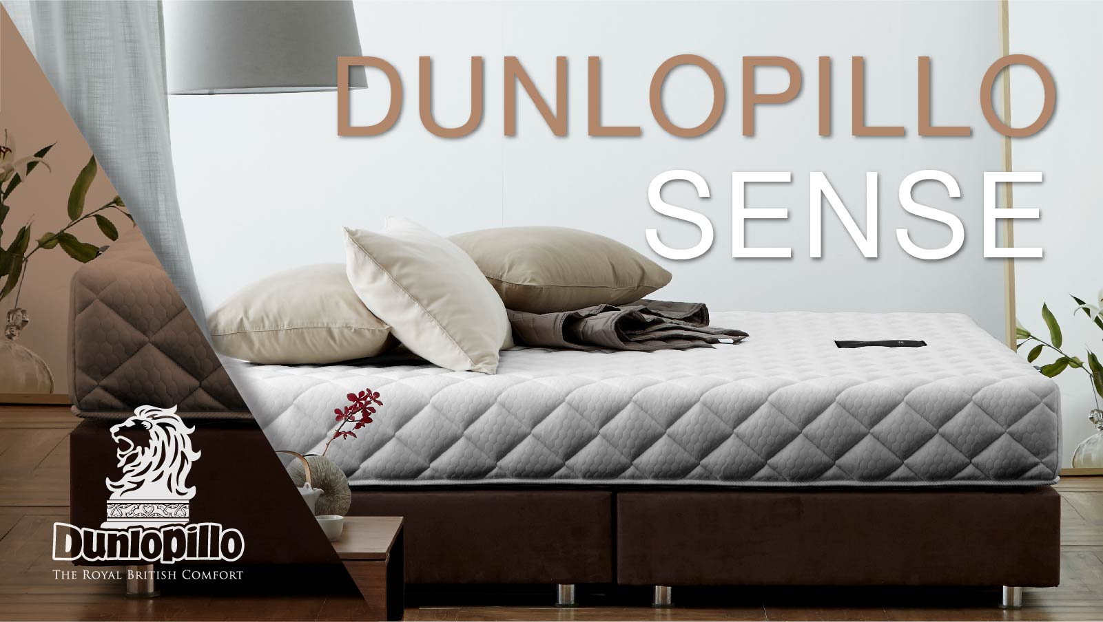 Dunlopillo Mattress- Sense