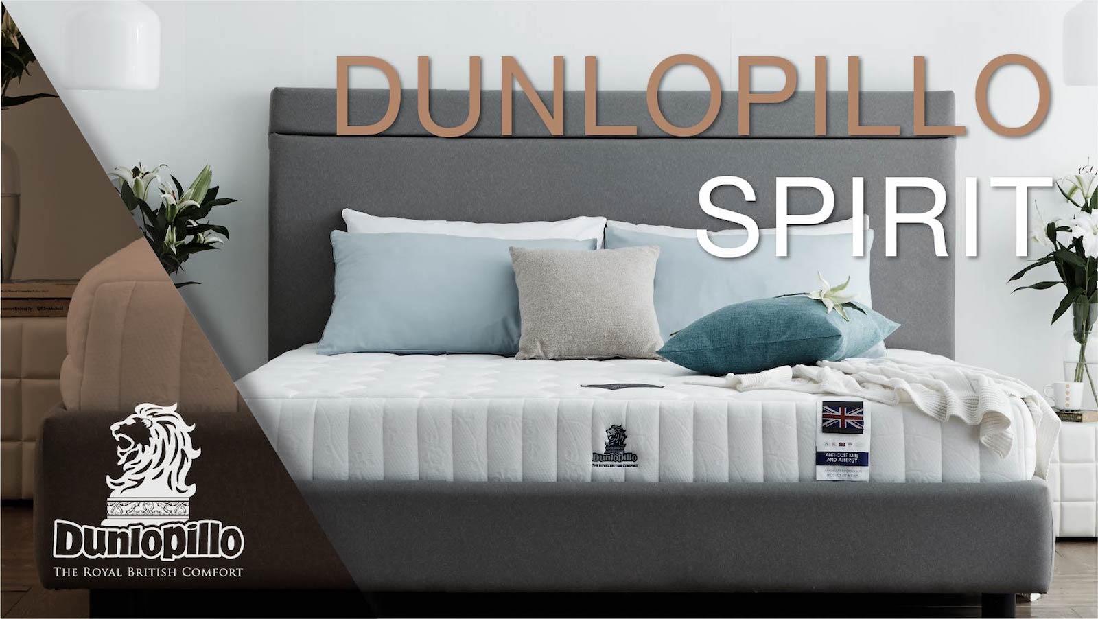 ที่นอน Dunlopillo รุ่น Spirit