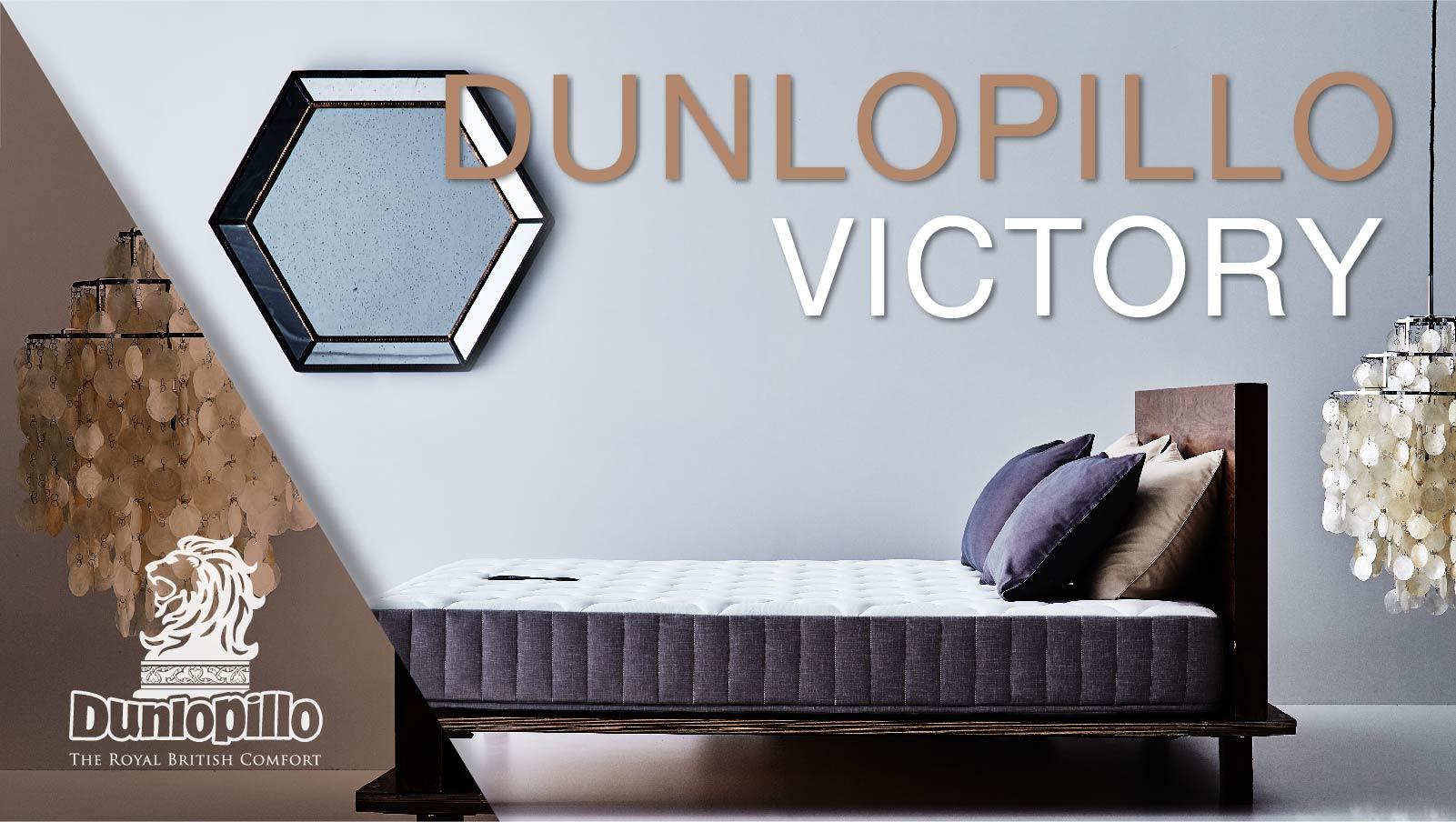 Dunlopillo Mattress - Victory
