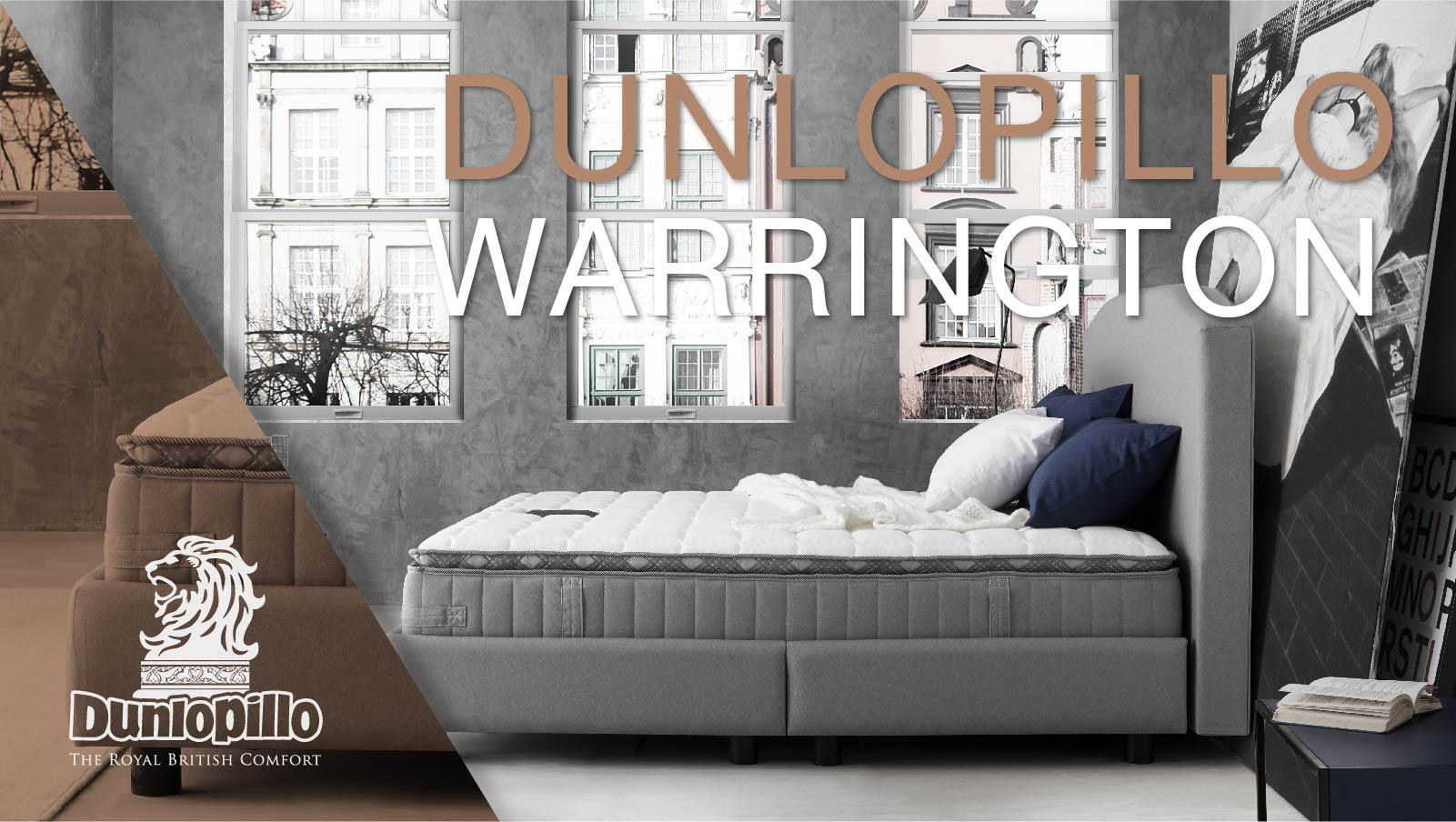 Dunlopillo Mattress - Warrington
