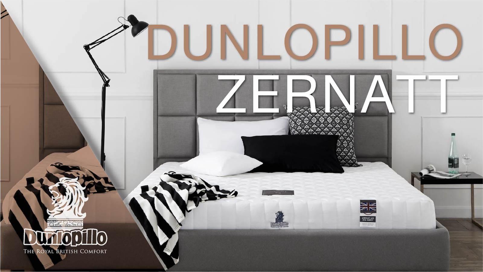 ที่นอน Dunlopillo รุ่น Zernatt