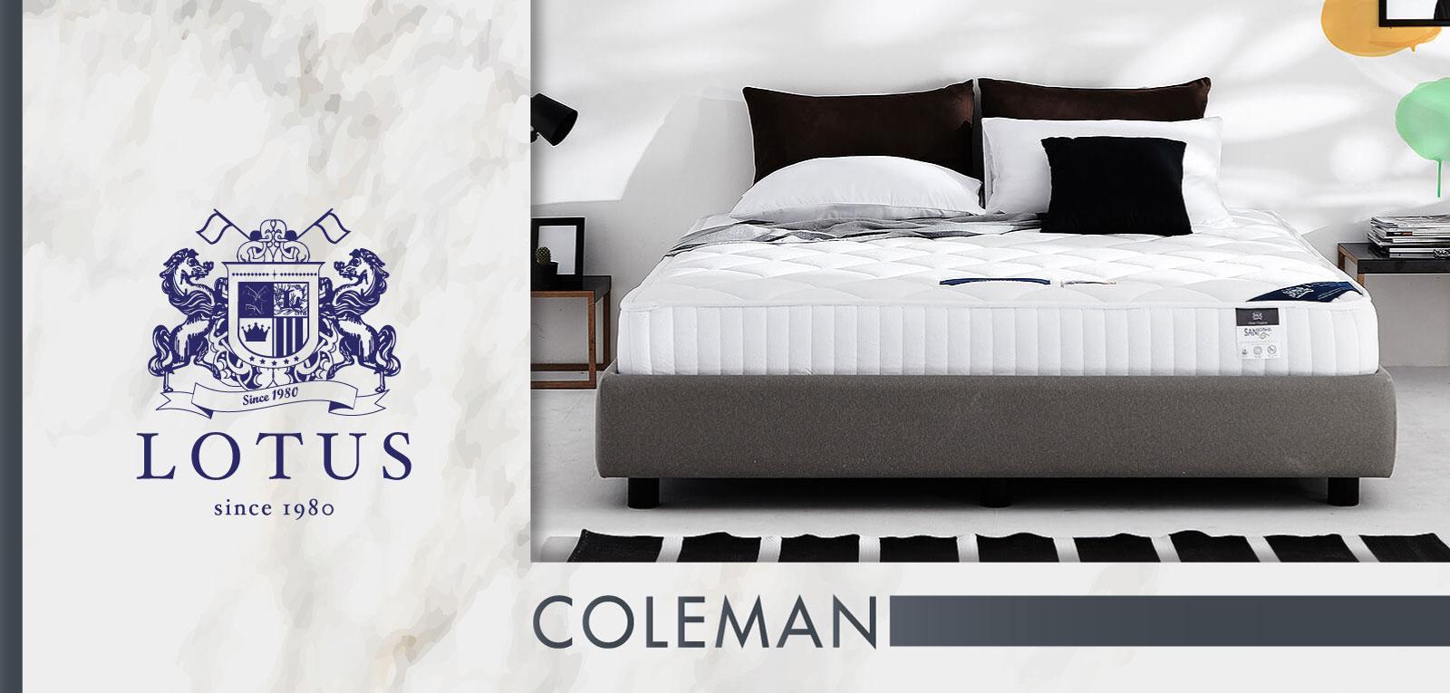 ที่นอน Lotus รุ่น Coleman