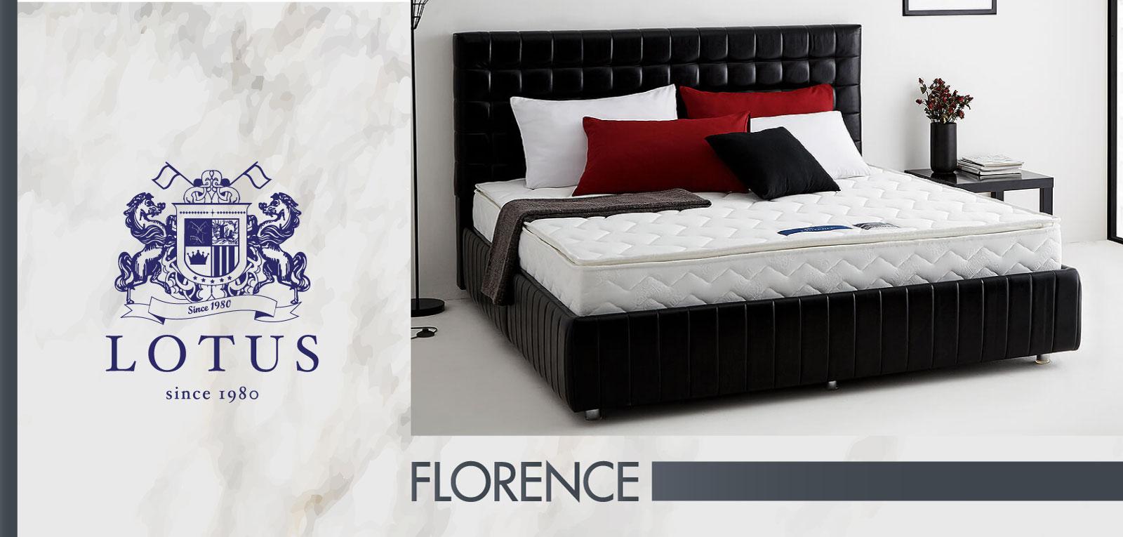 ที่นอน Lotus รุ่น Florence