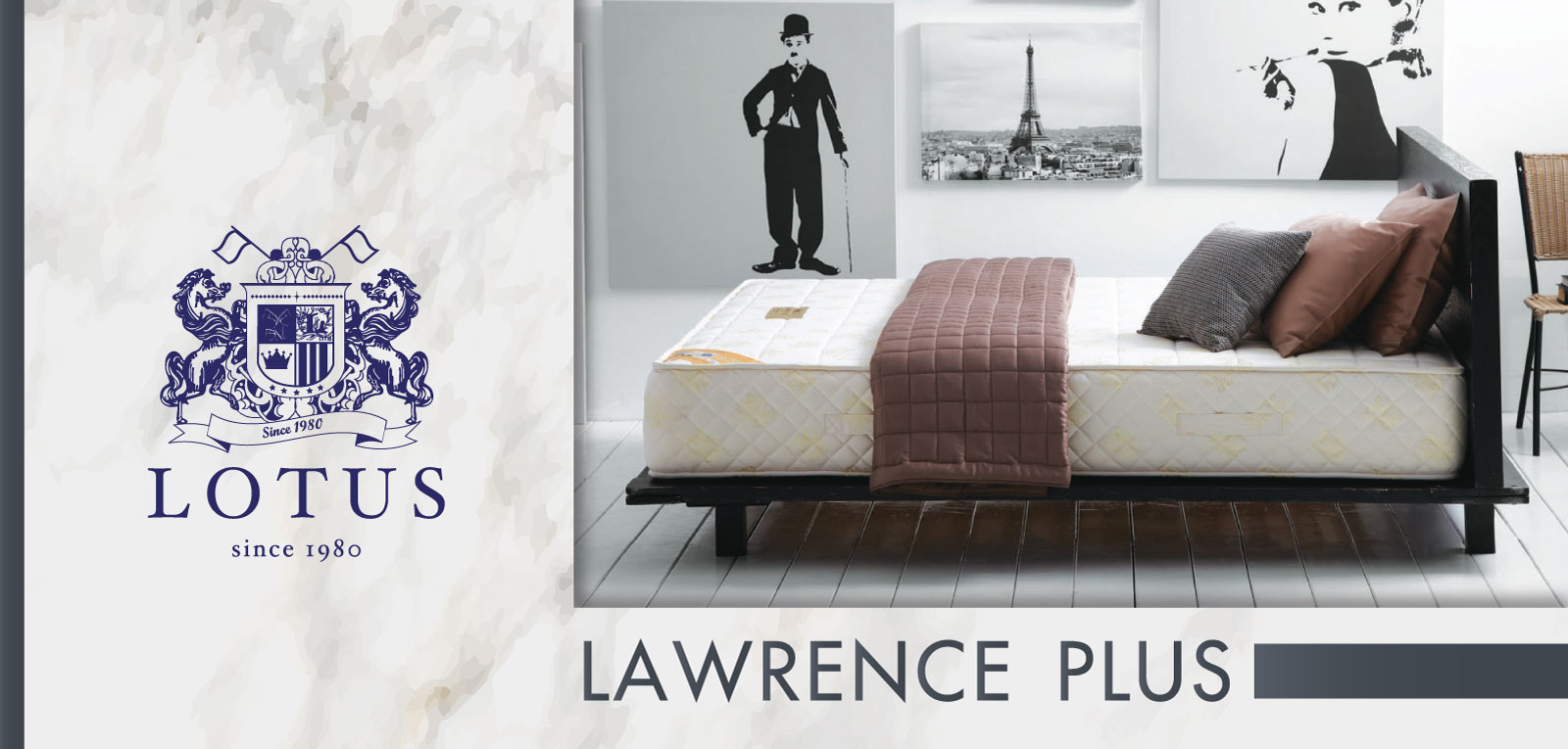 ที่นอน Lotus รุ่น Lawrence Plus