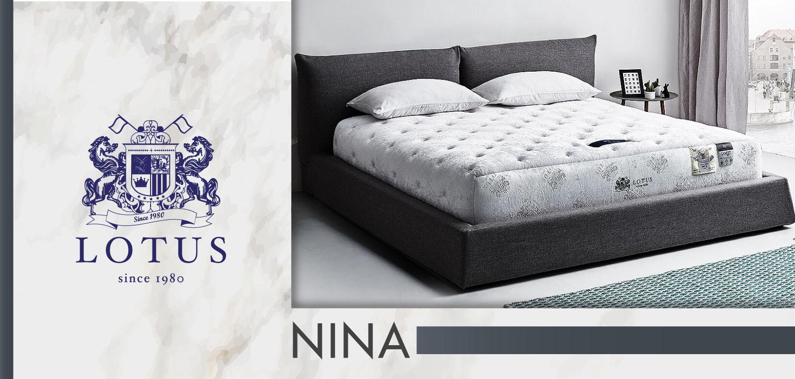 ที่นอน Lotus รุ่น Nina