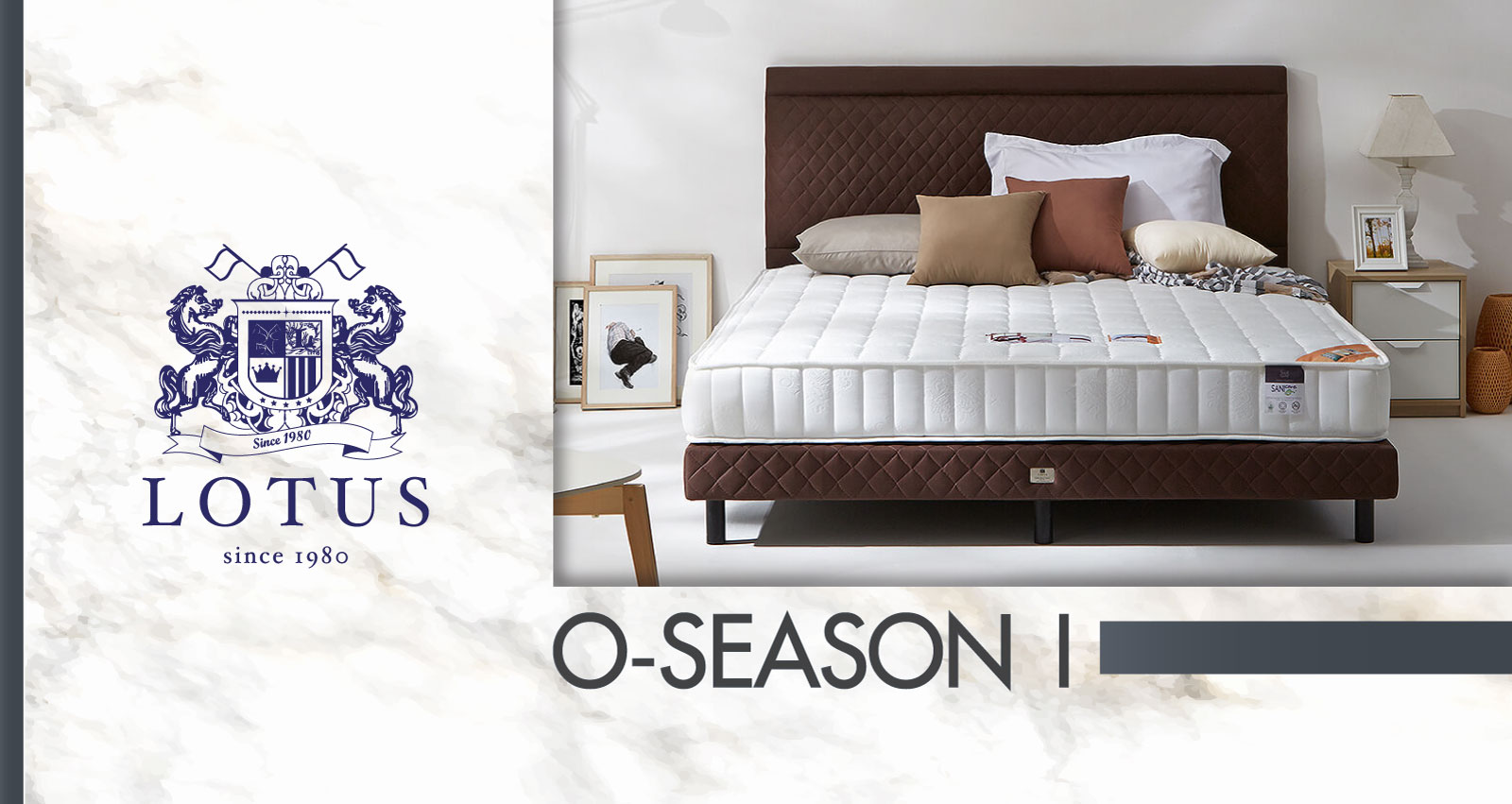 ที่นอน Lotus รุ่น O-season I