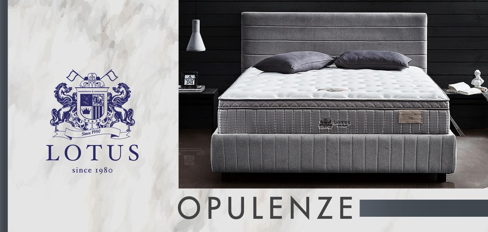 ที่นอน Lotus รุ่น Opulenze