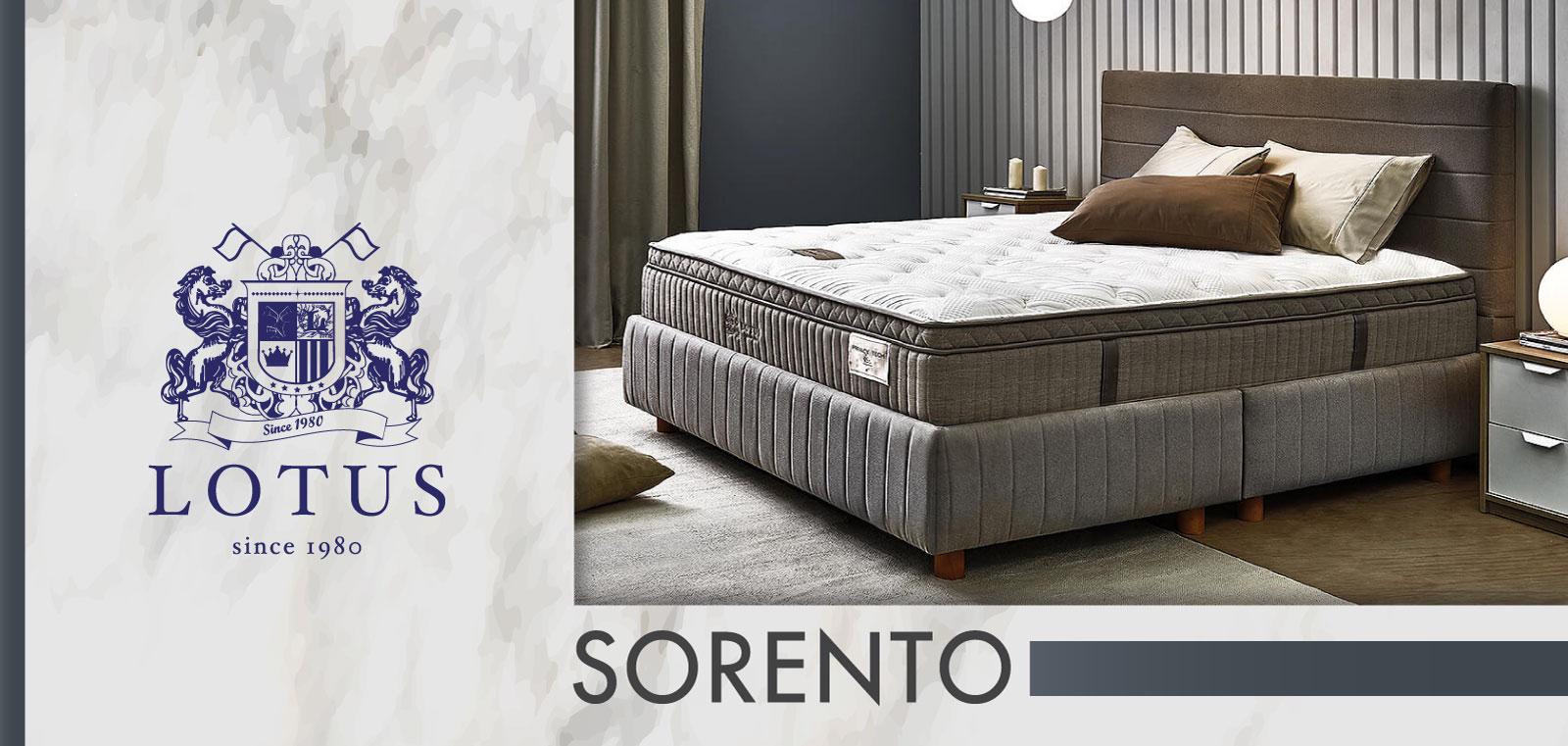 ที่นอน Lotus รุ่น Sorento